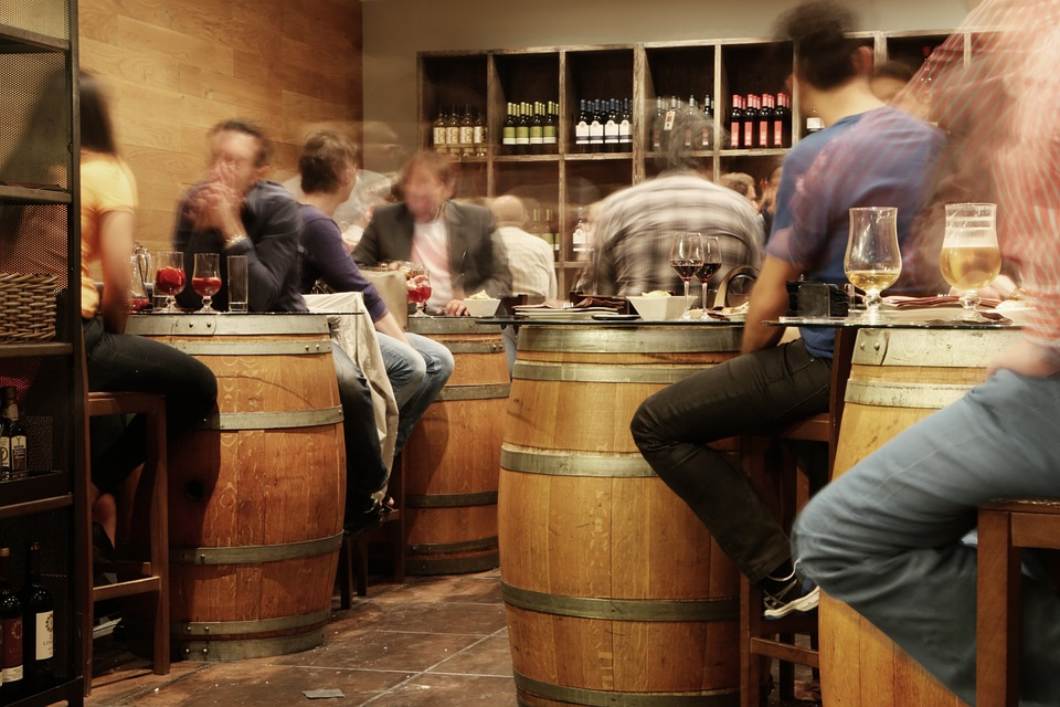 Hvorfor ikke gå på bar i Odense
